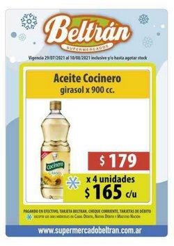 Ofertas de Hiper-Supermercados en el catálogo de Beltrán Supermercados ( Vence mañana)