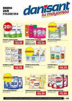 Ofertas de Perfumería y Maquillaje en el catálogo de Danisant en José C. Paz ( Caduca mañana )