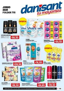 Ofertas de Perfumería y Maquillaje en el catálogo de Danisant ( Vence hoy)