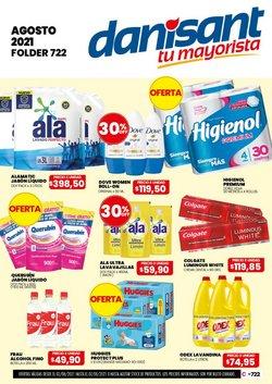 Ofertas de Perfumería y Maquillaje en el catálogo de Danisant ( Publicado hoy)