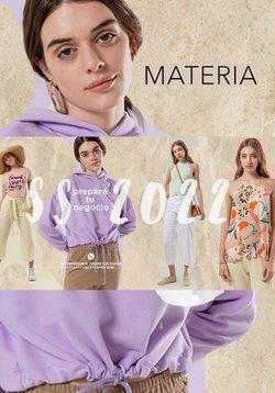Ofertas de Materia en el catálogo de Materia ( 27 días más)
