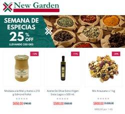 Ofertas de New Garden en el catálogo de New Garden ( Vencido)