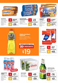 Ofertas de Snacks y frutos secos  en el folleto de Carrefour en Córdoba