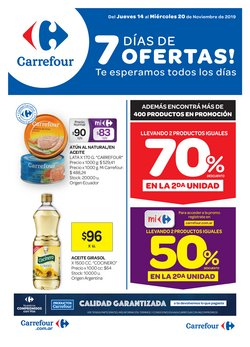 Ofertas de Carrefour  en el folleto de Wilde