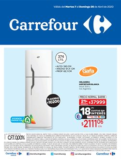 Ofertas de Top House en Carrefour