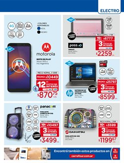 Ofertas de Notebook en Carrefour