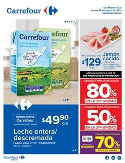 Ofertas de Leche entera en Carrefour