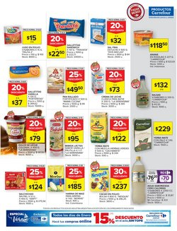 Ofertas de Cremas en Carrefour