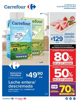 Catálogo Carrefour ( Caduca hoy )
