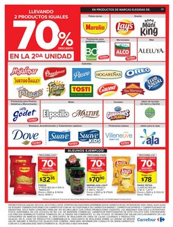 Ofertas de Papas fritas en Carrefour