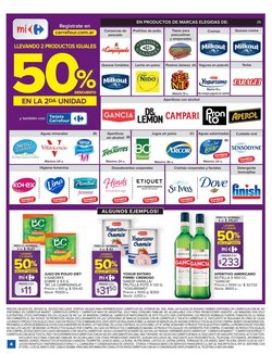 Ofertas de Queso crema en Carrefour