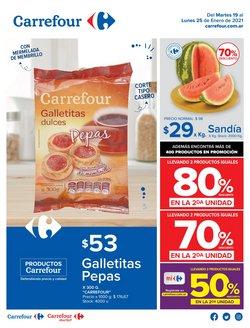 Ofertas de Hiper-Supermercados en el catálogo de Carrefour en Caleta Olivia ( 2 días publicado )