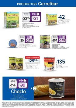 Ofertas de Legumbres en Carrefour