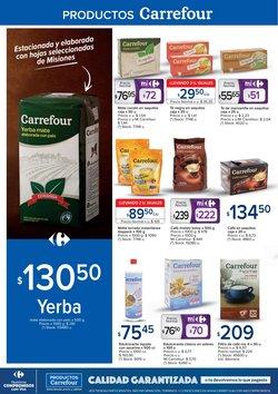 Ofertas de Cafe en Carrefour