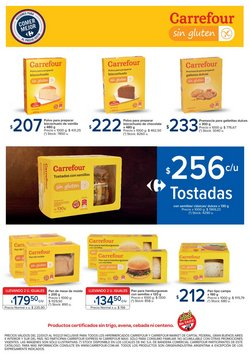 Ofertas de Pan bimbo en Carrefour
