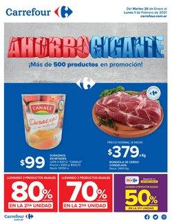 Ofertas de Hiper-Supermercados en el catálogo de Carrefour en Campana ( Publicado hoy )