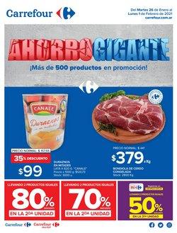Ofertas de Hiper-Supermercados en el catálogo de Carrefour en Río Gallegos ( Publicado ayer )