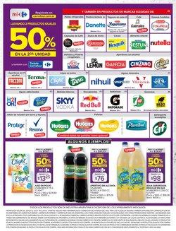 Ofertas de Gaseosas en Carrefour