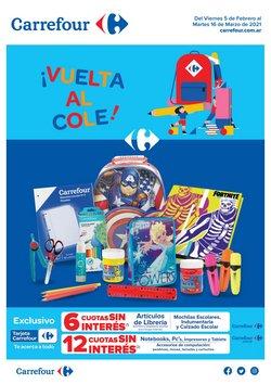 Catálogo Carrefour en Lomas de Zamora ( 12 días más )