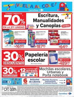 Ofertas de Mochilas escolares en Carrefour