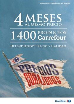Catálogo Carrefour ( Más de un mes)