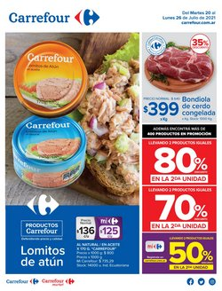 Ofertas de Carrefour en el catálogo de Carrefour ( 2 días más)