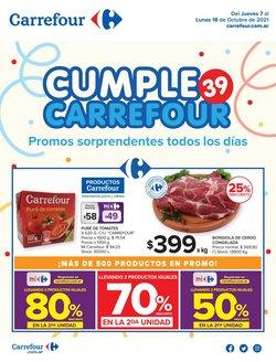 Ofertas de Hiper-Supermercados en el catálogo de Carrefour ( 3 días más)