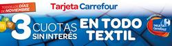 Ofertas de Carrefour  en el folleto de Ituzaingó (Buenos Aires)