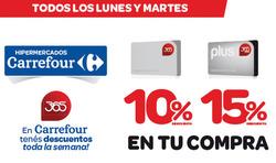 Ofertas de Carrefour  en el folleto de Capitán Bermúdez