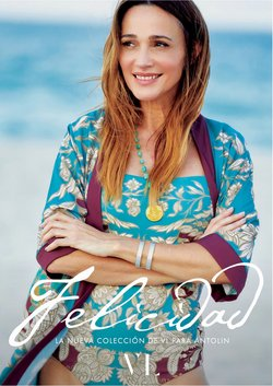 Ofertas de Natalia Antolin en el catálogo de Natalia Antolin ( 3 días más)