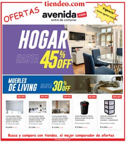 Ofertas de Avenida en el catálogo de Avenida ( Vencido)