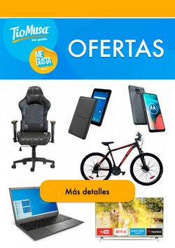 Ofertas de HP en el catálogo de Tio Musa ( Publicado hoy)
