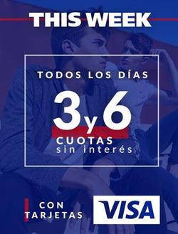 Ofertas de This Week Jeans  en el folleto de Rosario