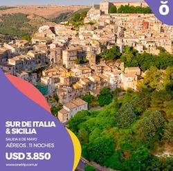 Ofertas de Viajes  en el folleto de One Trip en Córdoba