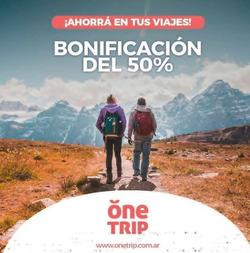Cupón One Trip en Villa Carlos Paz ( 11 días más )