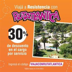 Ofertas de Viajes en el catálogo de Plataforma 10 en Belén de Escobar ( 4 días más )