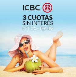 Ofertas de Viajes  en el folleto de Plataforma 10 en Palpalá