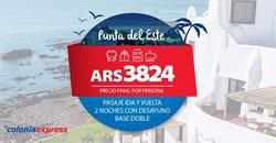 Ofertas de Colonia Express  en el folleto de Buenos Aires