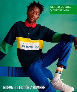 Ofertas de Ropa, Zapatos y Accesorios en el catálogo de Benetton en Berazategui ( Más de un mes )