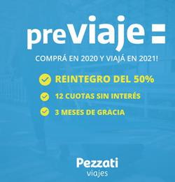 Cupón Pezzati Viajes en Villa Devoto ( 11 días más )