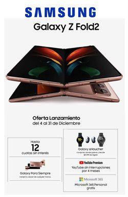 Catálogo Samsung en San Fernando ( Caducado )
