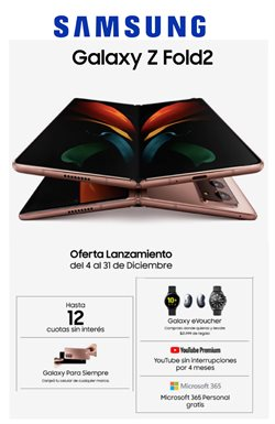 Catálogo Samsung en Belgrano (Buenos Aires) ( Caducado )