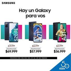 Catálogo Samsung en San Isidro (Buenos Aires) ( Caduca mañana )
