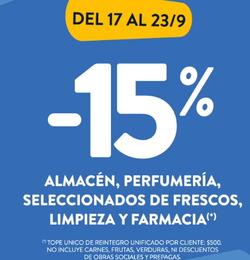Cupón Walmart Farmacias en Avellaneda (Buenos Aires) ( Caduca hoy )