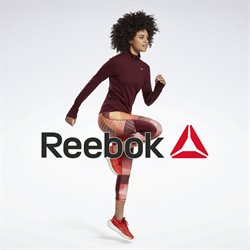 Ofertas de Deporte en el catálogo de Reebok en San Cristóbal (Buenos Aires) ( 18 días más )