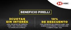 Cupón Pirelli en Avellaneda (Buenos Aires) ( Caduca hoy )