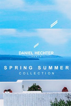 Catálogo Daniel Hechter ( Más de un mes)
