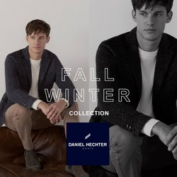 Ofertas de Daniel Hechter en el catálogo de Daniel Hechter ( 14 días más)