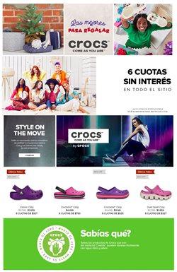 Catálogo Crocs en San Martín ( Caducado )