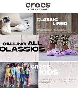 Ofertas de Crocs en el catálogo de Crocs ( 8 días más)